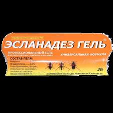 Эсландез гель от тараканов и муравьев
