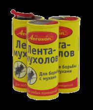 Аэроксон липкая лента