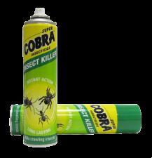 """""""Супер кобра"""" 400мл от ползающих насекомых"""