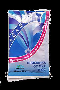 Адамант 10 гр. от мух и ос