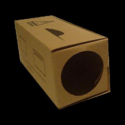 Контейнер картонный (200шт) для приманки от мышей