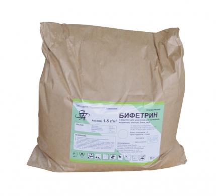 Бифетрин дуст 15 кг