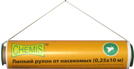 Ролик - лента для мух CHEMIS