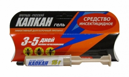 """Гель Преграда """"Русский капкан"""" 150гр"""