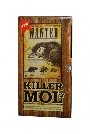 KillerMol от кротов, землероек