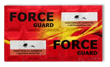 Пластины для Фумигатора FORCE GUARD